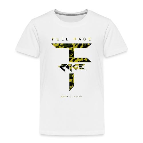 Full Rage Design 7 - T-shirt Premium Enfant