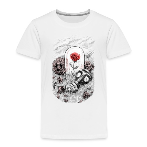 The Last Flower On Earth - Kids' Premium T-Shirt