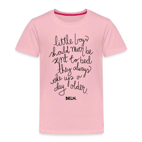 little boys - Kinderen Premium T-shirt