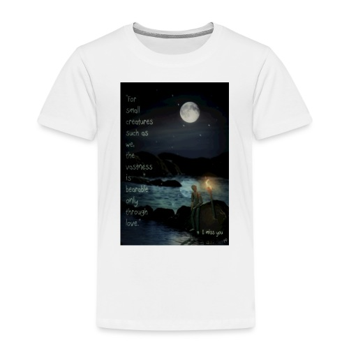 I miss you - Kids' Premium T-Shirt