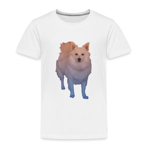 Coloured Pom png - Kinder Premium T-Shirt