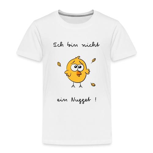 ich bin nicht ein nugget - T-shirt Premium Enfant