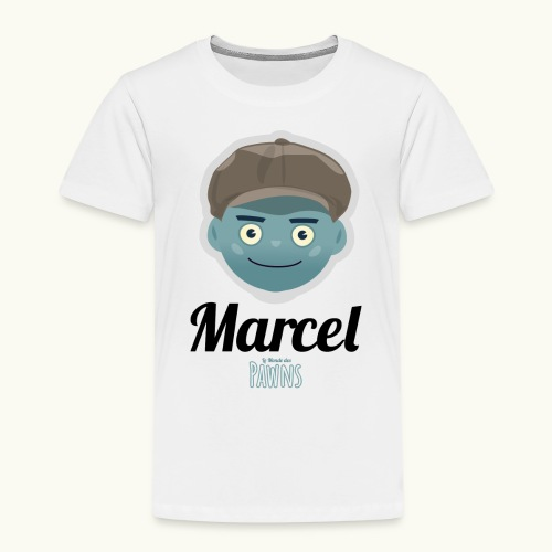 Marcel (Le monde des Pawns) - T-shirt Premium Enfant