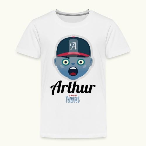 Arthur (Le monde des Pawns) - T-shirt Premium Enfant