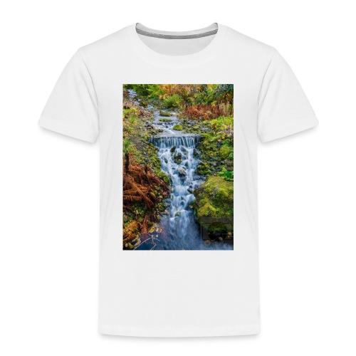 Cascada - Camiseta premium niño