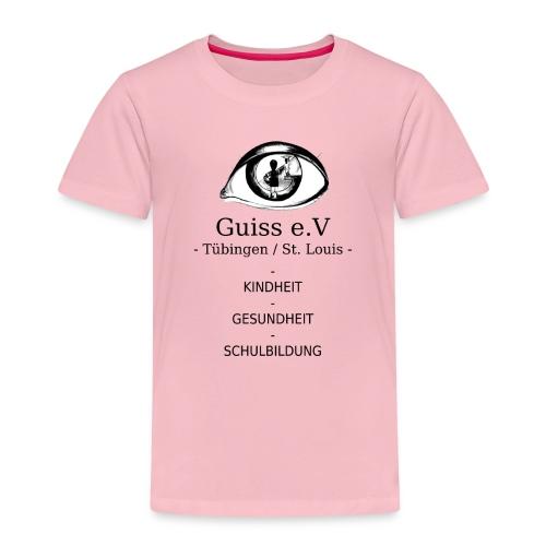 Guiss e.V - Kinder Premium T-Shirt