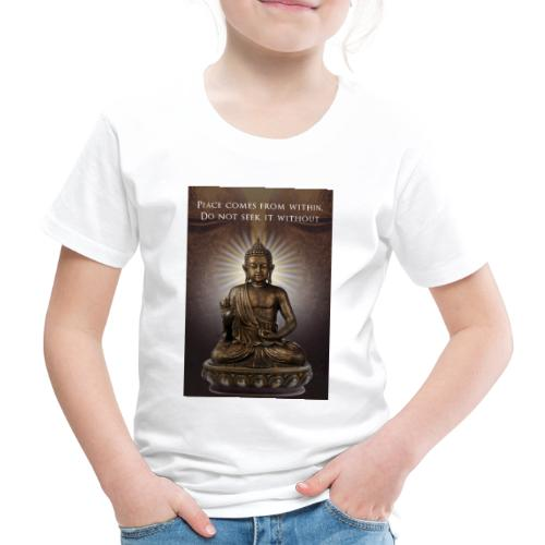 Peace from Within - Kids' Premium T-Shirt