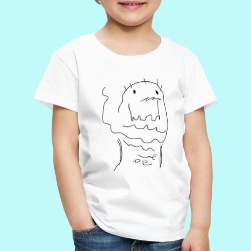 schauriger Geist - Kinder Premium T-Shirt