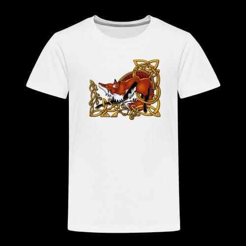 Celtic Fox - Kids' Premium T-Shirt
