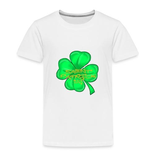 Saint Patrick 2019 - Camiseta premium niño