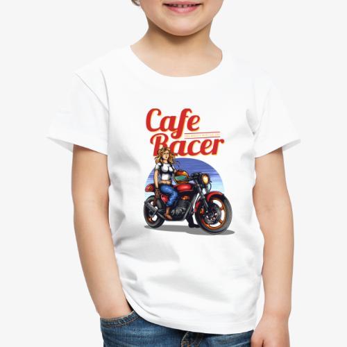 Cafe Racer - T-shirt Premium Enfant