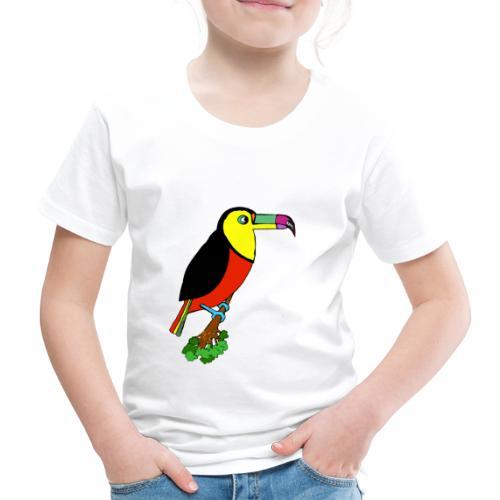 Le toucan - T-shirt Premium Enfant