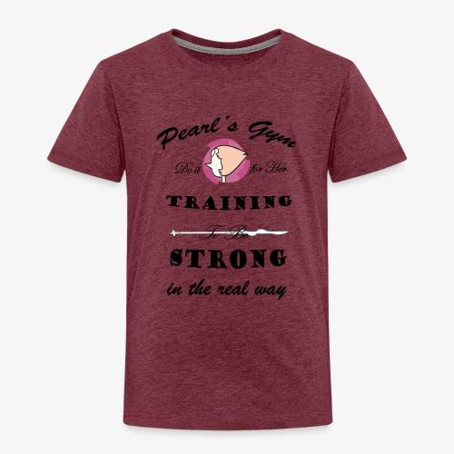 Strong in the Real Way - Maglietta Premium per bambini