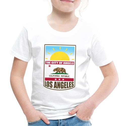 Los Angeles - California Republic - Kids' Premium T-Shirt