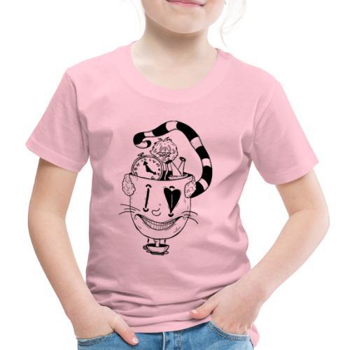 alice in wonderland - Maglietta Premium per bambini