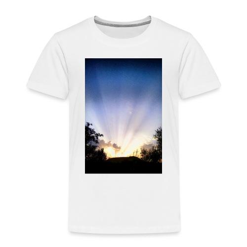 Sunset Ray 1 - T-shirt Premium Enfant