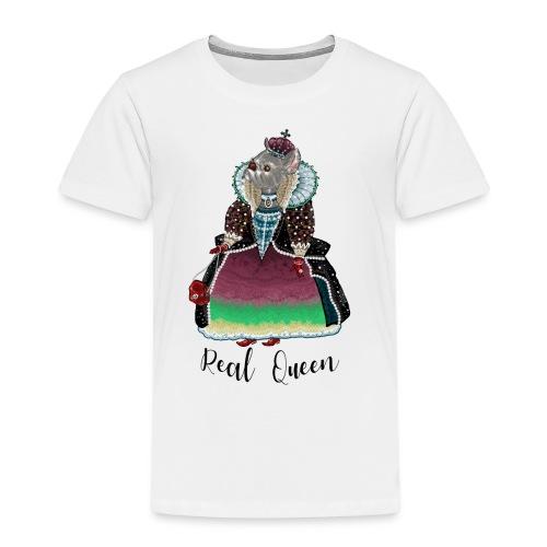 real Queen - Koszulka dziecięca Premium