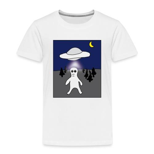 Ufo - Kinder Premium T-Shirt