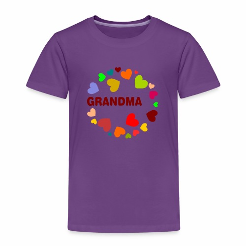 Grandma - Kinder Premium T-Shirt