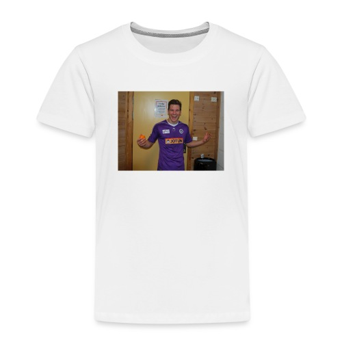 Lars Martinsen - Premium T-skjorte for barn