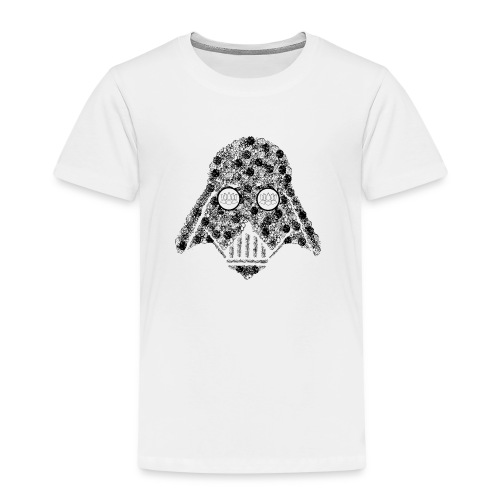 Darth Floral - Kids' Premium T-Shirt