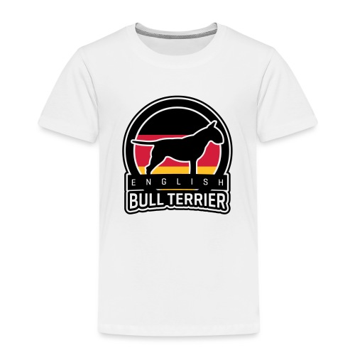 BULL TERRIER Germany DEUTSCHLAND - Kinder Premium T-Shirt