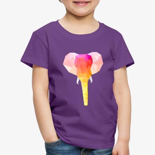 Elephant - T-shirt Premium Enfant