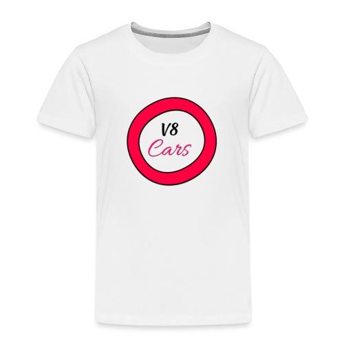 V8 Muscle - Maglietta Premium per bambini