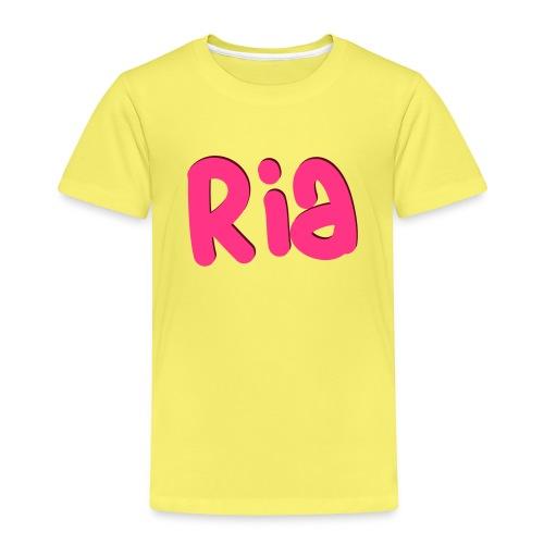 Ria Roo 3D - Kids' Premium T-Shirt