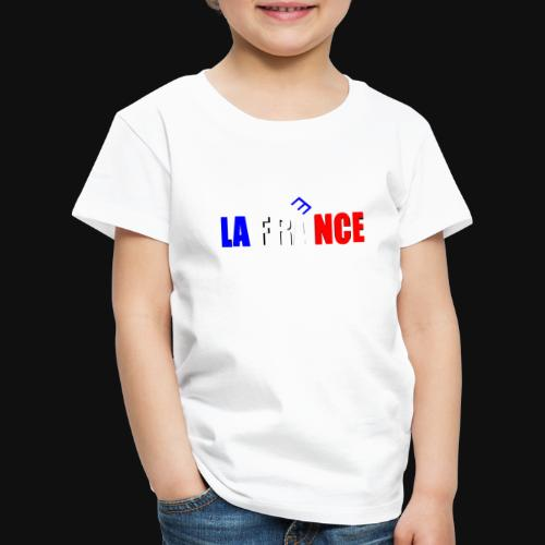 LA FRANCE - T-shirt Premium Enfant
