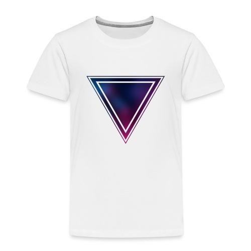Blue and Purple (Bokeh) - Kinder Premium T-Shirt