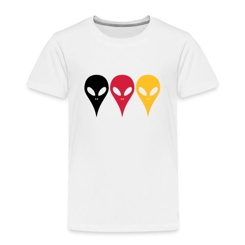 Deutschland Sport Trikot - Kinder Premium T-Shirt