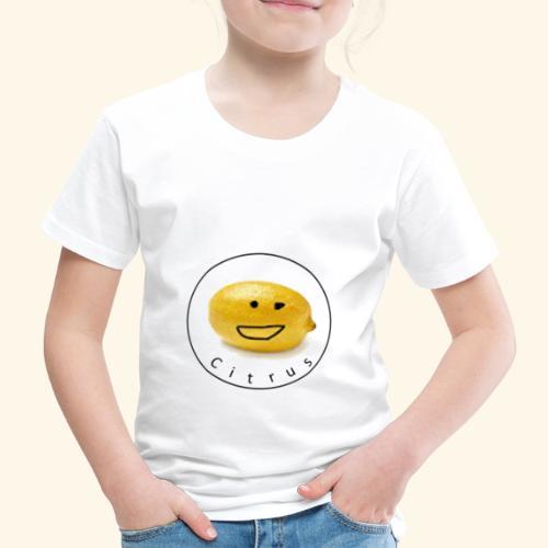 Citrus - Kids' Premium T-Shirt