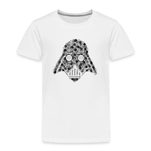 Darth Floral - Kids' Premium T-Shirt