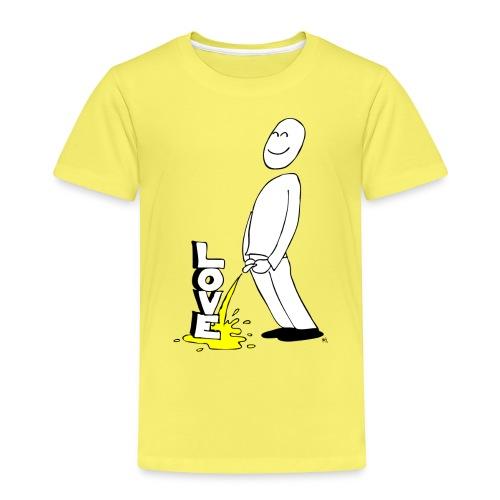 tissekopp original - Premium T-skjorte for barn