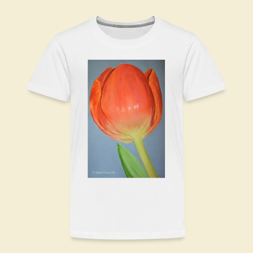 Tulpe - Kinder Premium T-Shirt