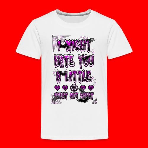 HATER - Kids' Premium T-Shirt