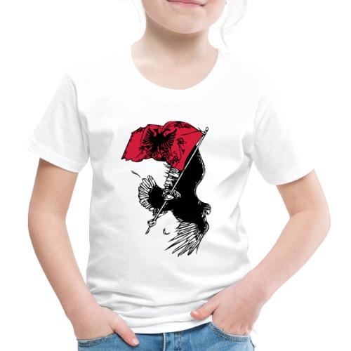 Albanischer Adler - Kinder Premium T-Shirt
