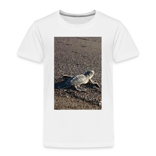 Turtle - T-shirt Premium Enfant