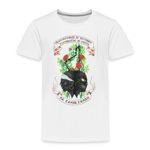 Clandestinu Ribellu - T-shirt Premium Enfant