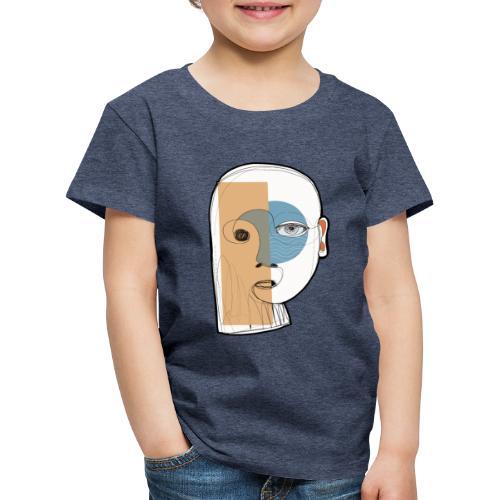 portrait - Maglietta Premium per bambini