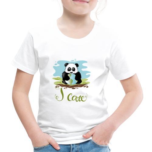 iCare - Maglietta Premium per bambini