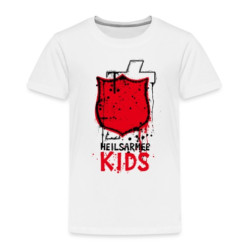 Kids Shirts Shield - Kinder Premium T-Shirt