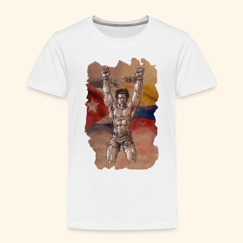 Lucha Fuerza Libertad - Camiseta premium niño