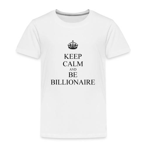 Keep Calm T shirt - Kinderen Premium T-shirt