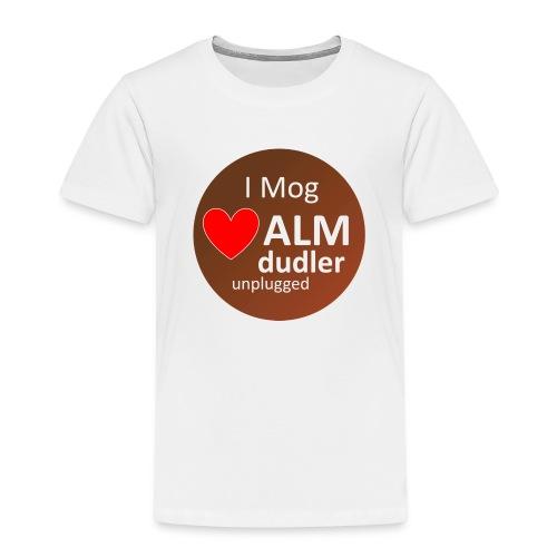 logo1 png - Kinder Premium T-Shirt