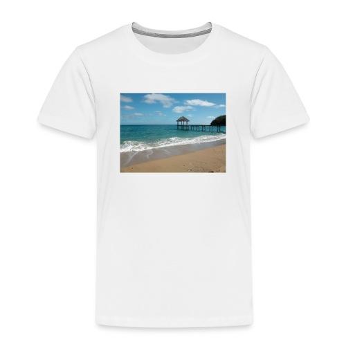 Plage N'Gouja - T-shirt Premium Enfant