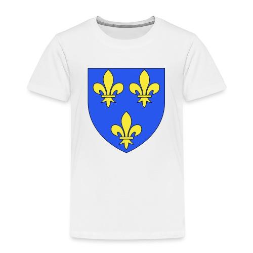 Blason royal 3 fleurs de Lys - T-shirt Premium Enfant