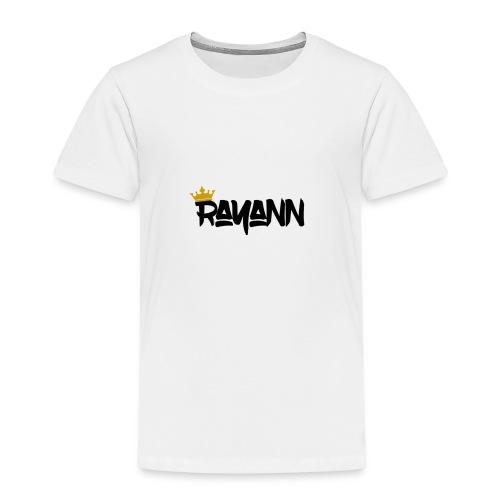 Logo Rayann - Kids' Premium T-Shirt