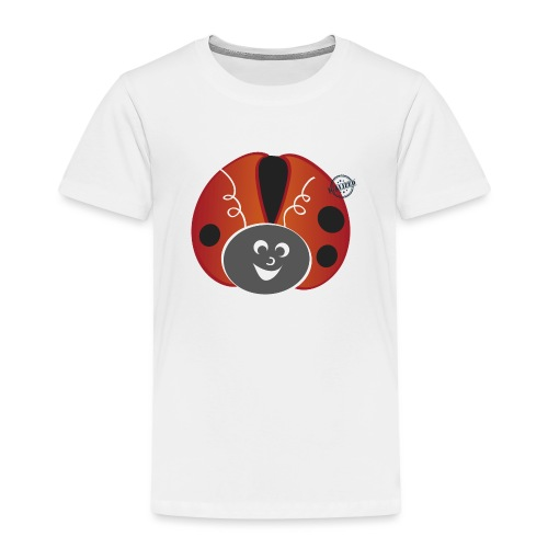 Ladybug - Symbols of Happiness - Kids' Premium T-Shirt